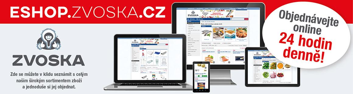 E-Shop Zvoska
